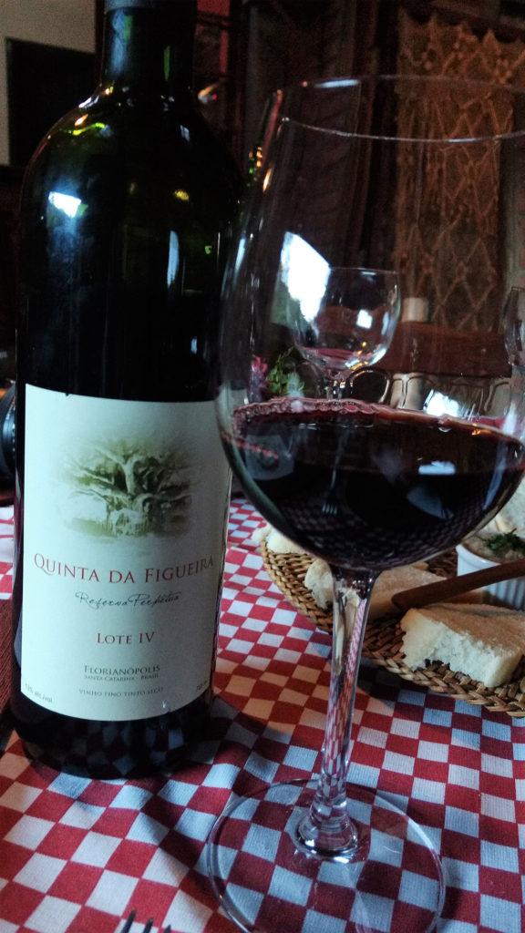 vinho de garagem brasileiro Quinta da Figueira - Lote IV