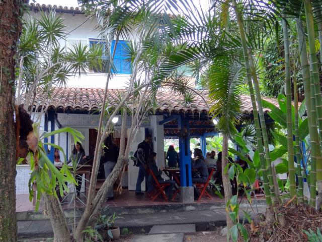 restaurantes vegetarianos em Botafogo