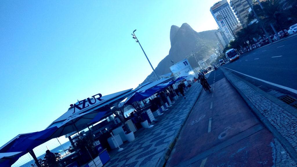 bares com vista do Rio de Janeiro: Azur