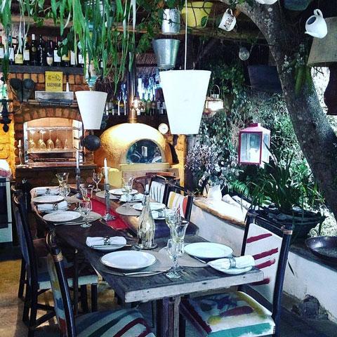 Onde comer bem em Itaipava: Quintal Gastronomico