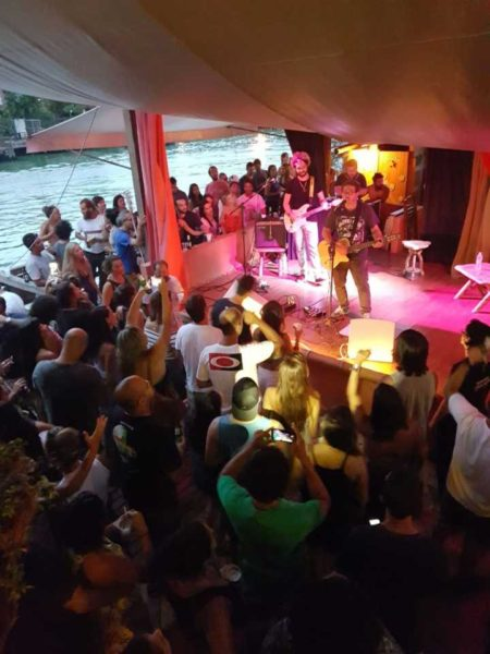 Caiçara Bar: Ilha da Gigóia