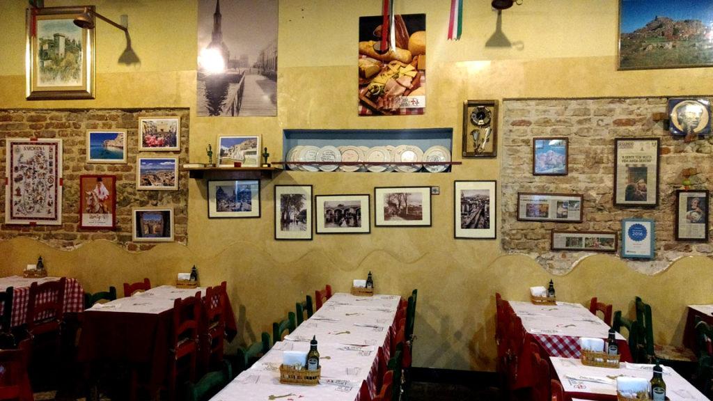 Restaurantes Italianos em São Cristóvão