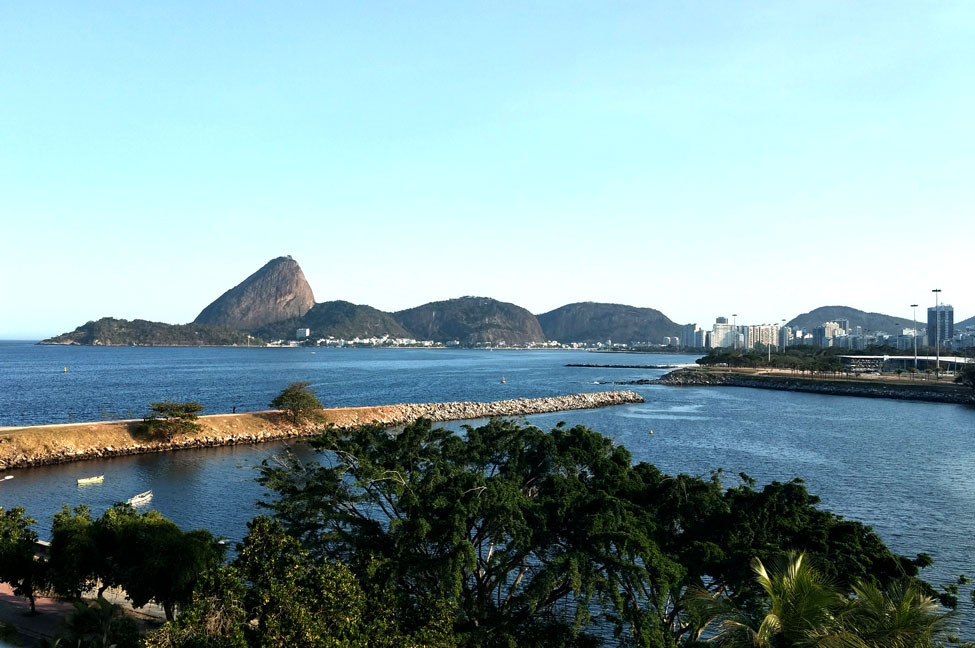 Bons restaurantes com vista no Rio de Janeiro: Xian