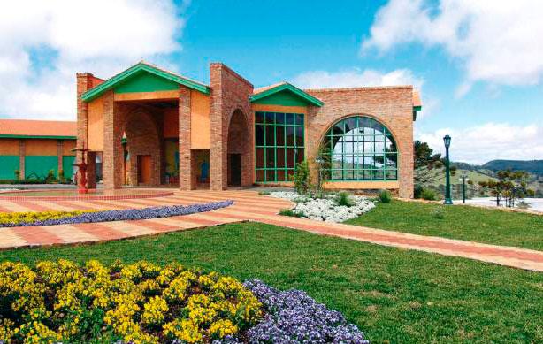 Villa Francioni: Vinho Comendador