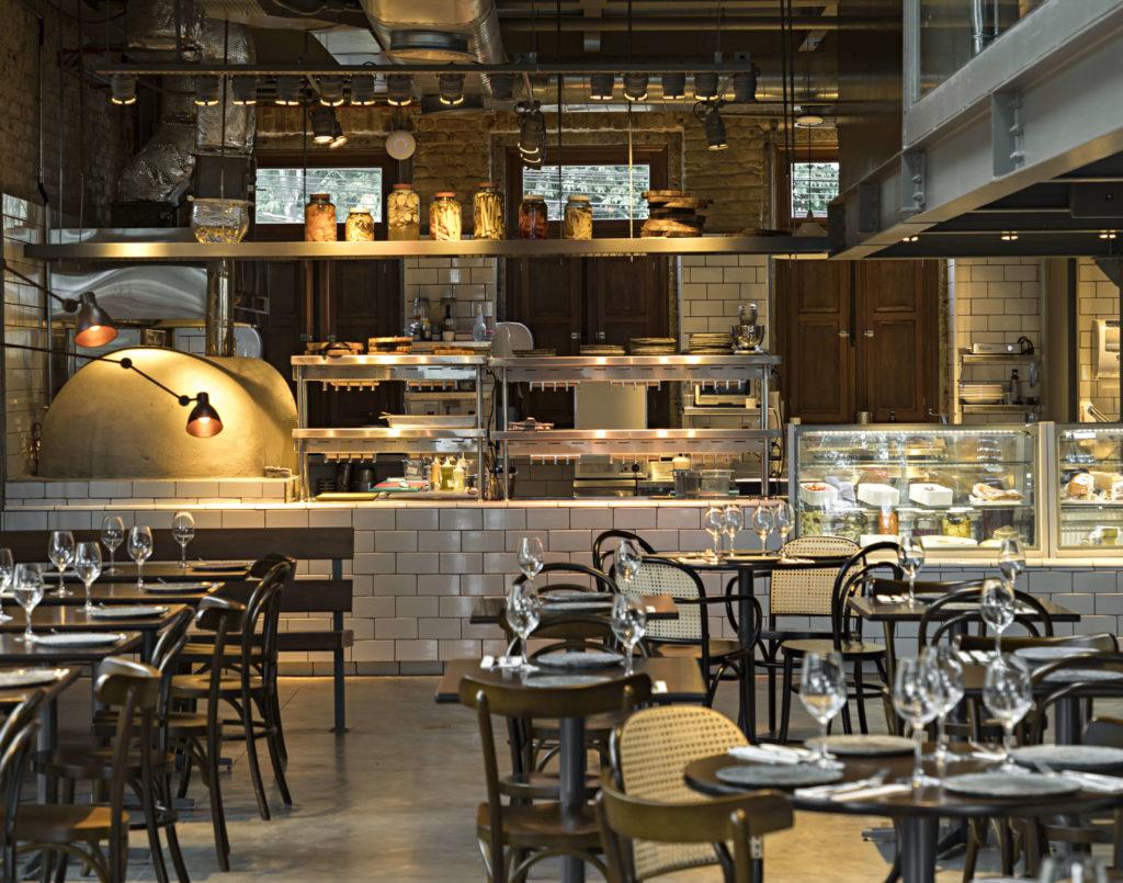Novos restaurantes: Casa Camolese