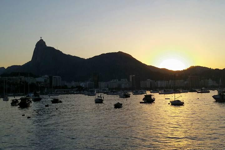 bares com vista do Rio de Janeiro: Mureta da Urca