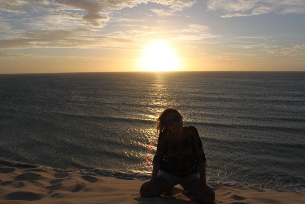Dez lugares com por do sol imperdível pelo Brasil: Jeri