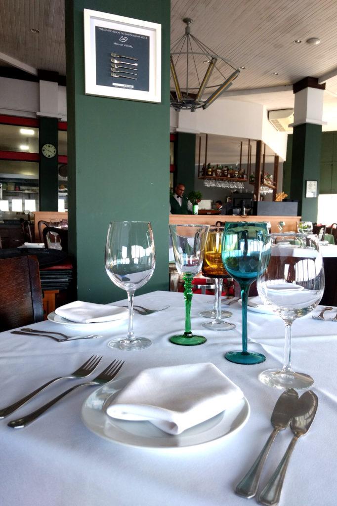Restaurante Albamar agora se chama Âncoramar: decoração