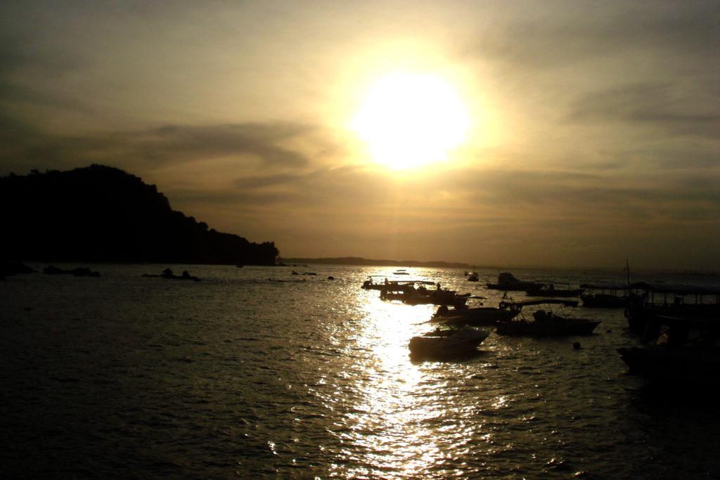 Dez lugares com por do sol imperdível pelo Brasil: Morro de São Paulo - BA