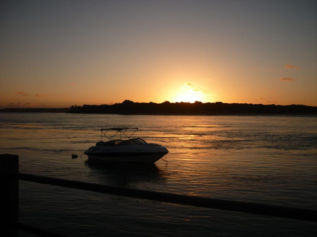 Dez lugares com por do sol imperdível pelo Brasil: Pipa- RN