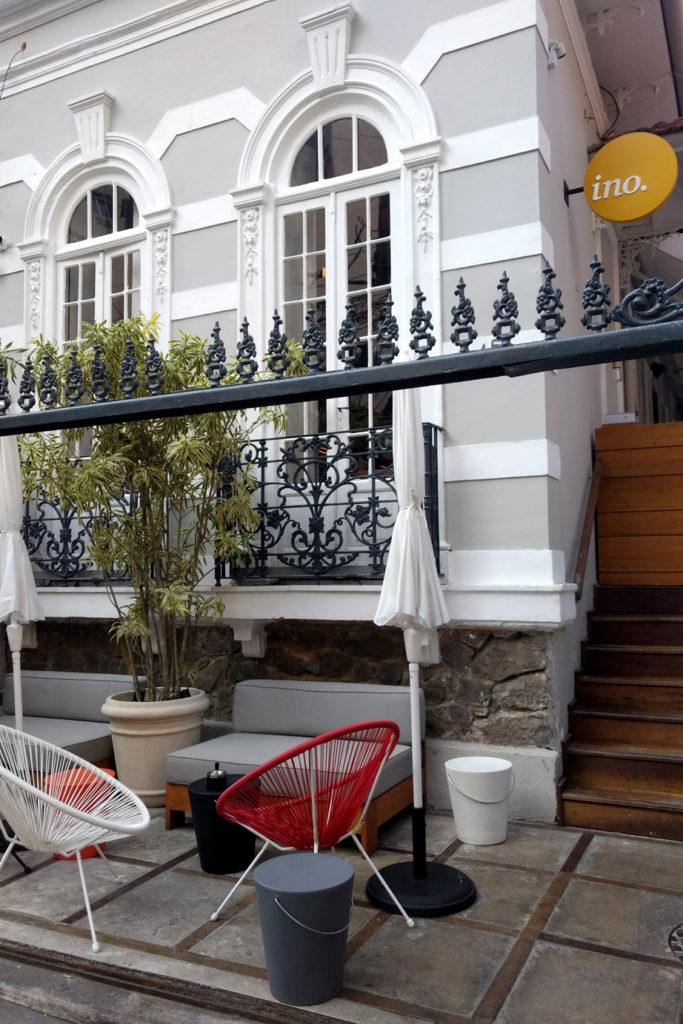 Restaurante Ino em Botafogo