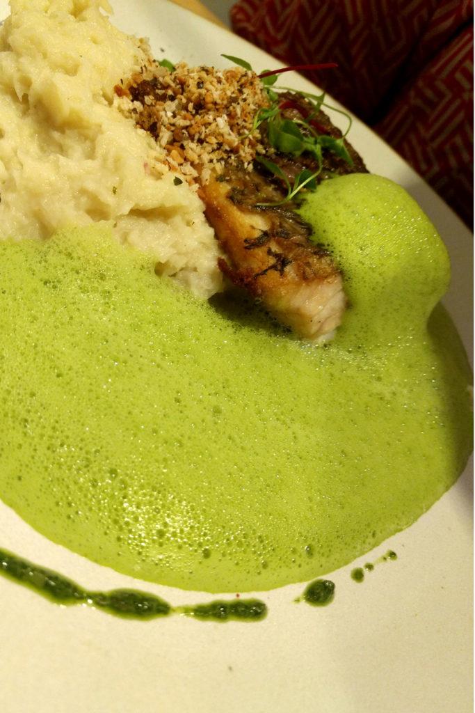 Restaurante Ino: Peixe