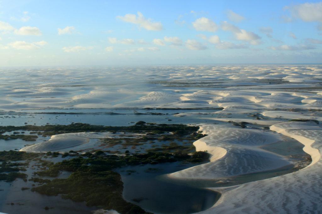 Dez lugares com por do sol imperdível pelo Brasil: Lençóis Maranhenses - MA