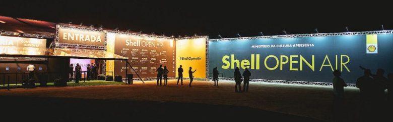 Lá vai a Paty: Shell Open Air