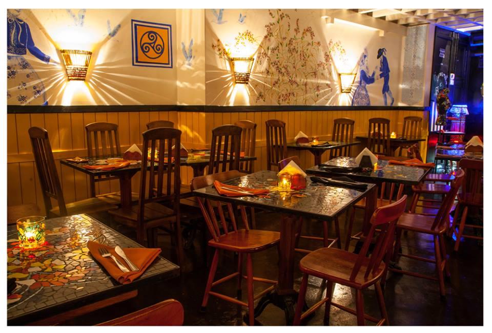 Restaurantes românticos no RJ para comemorar o Dia dos Namorados: Le Ble Noir