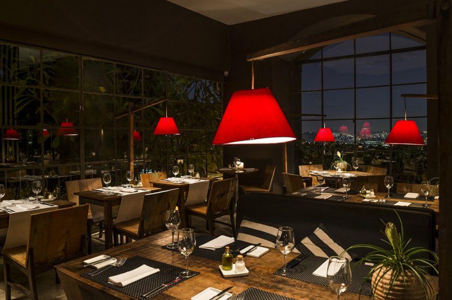 Restaurantes românticos no RJ para comemorar o Dia dos Namorados: Tereze