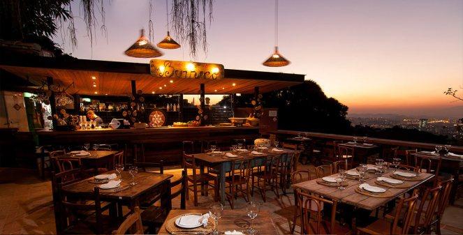 Restaurantes românticos para comemorar o Dia dos Namorados: Restaurante Aprazível
