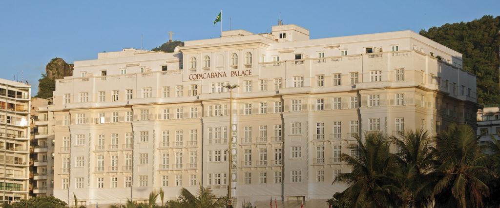 hotéis exclusivos no RJ para comemorar o dia dos namorados: Copacabana Palace