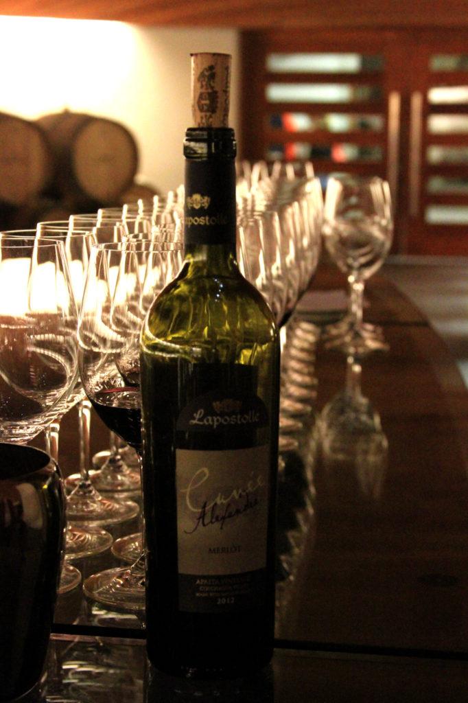 Melhores vinícolas no Chile: Vinícola Lapostolle