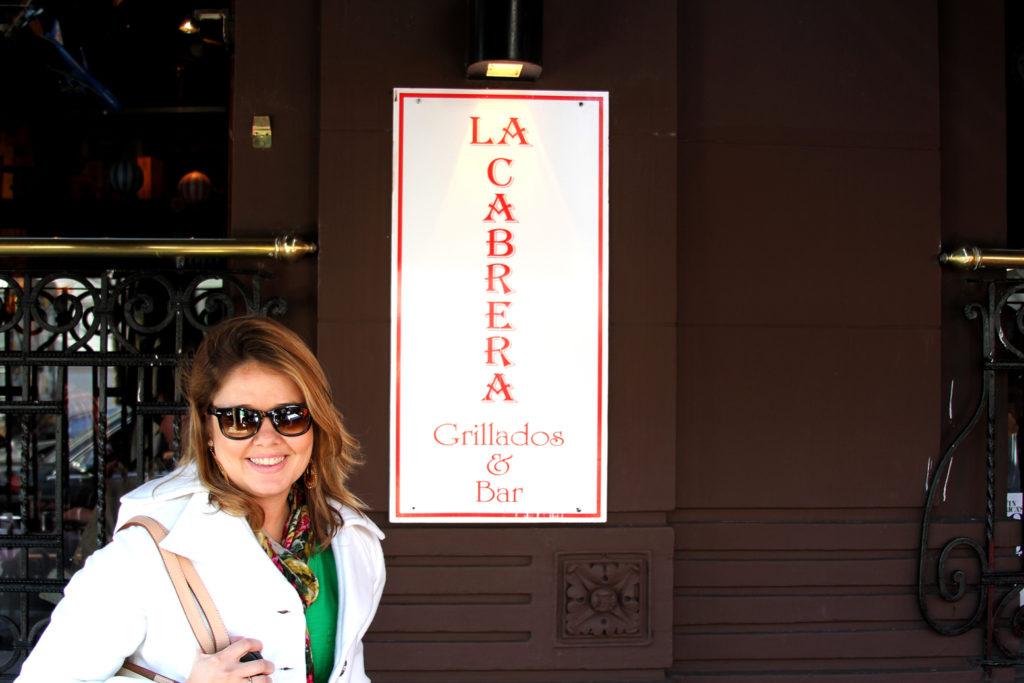Onde comer boas carnes em Buenos Aires: La Cabrera